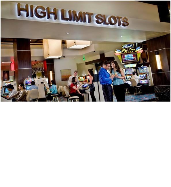 High Limit Slot Players