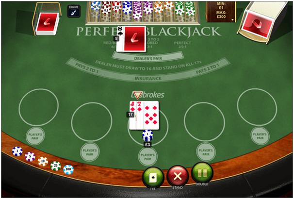 Practice BlackJack