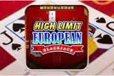 Highlimit European Blackjack