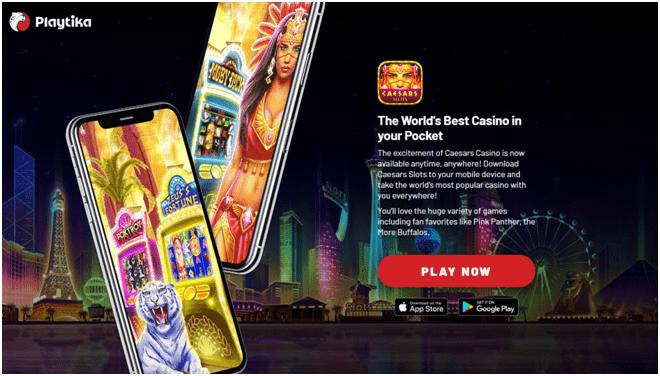 Caesars play for fun casino